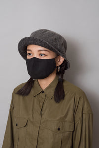 Ear Loops Mask | Black
