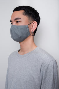 Over Head Mask | Stone