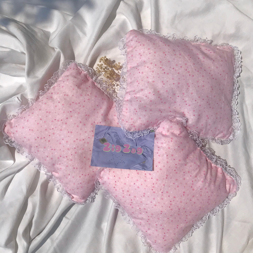 Stargurl Baby Pillow