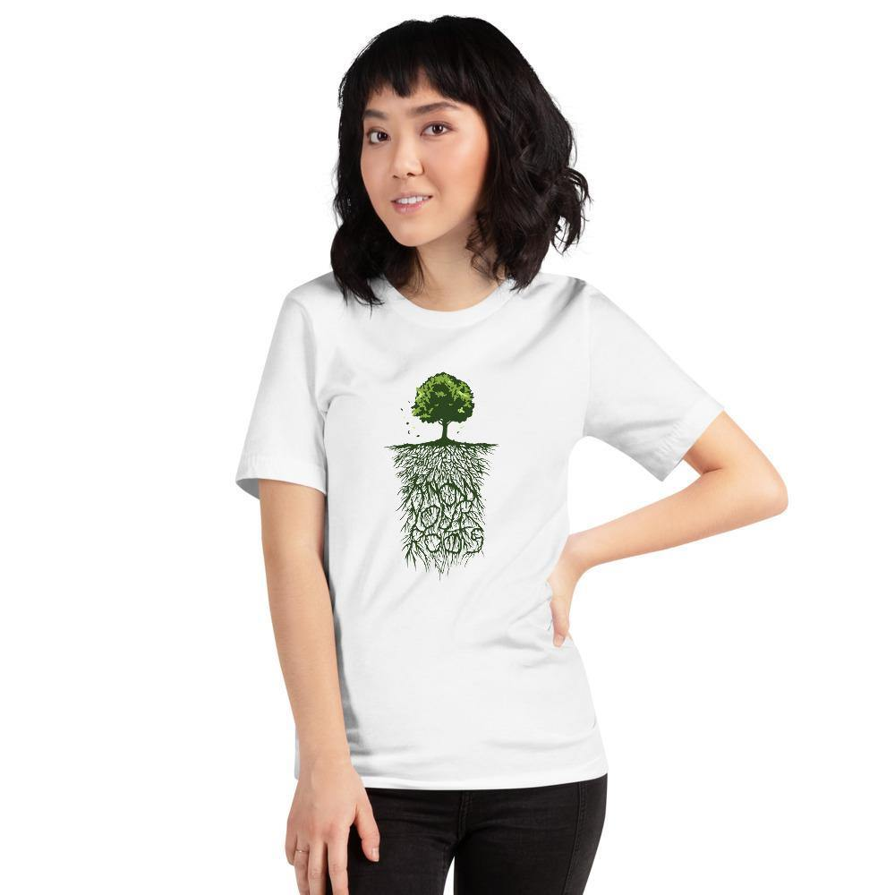 Know Your Roots Short-Sleeve Unisex Tee-Bandits Emporium-Bandits Emporium