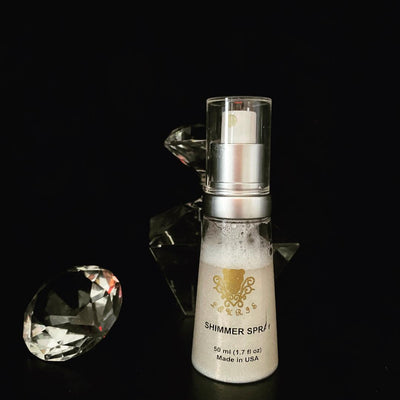 Lauris Couture Shimmer Spray