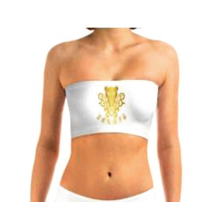 Lauris Couture White Halter