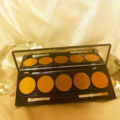 Lauris Couture Cream Contouring Palette