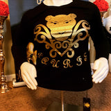 Lauris Couture Long Sleeve Tee Shirt