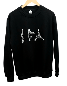 Vogue Art Sweatshirt - Walk