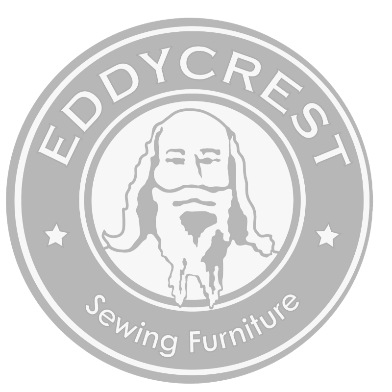 Eddycrest Custom Sewing Room Furniture: Sewing Tables, Cabinets, Accessories & More