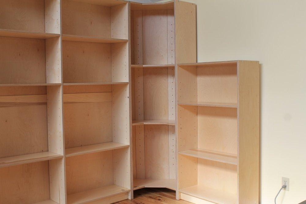 Shelves - Eddycrest Sewing Furniture