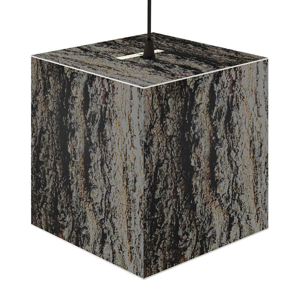Barking Up Cube Lamp