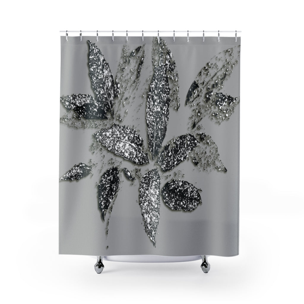 Hundreds & Thousands Scattered Collection Shower Curtains