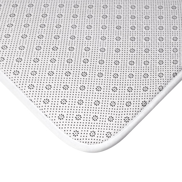 Never Enough Collection Bath Mat