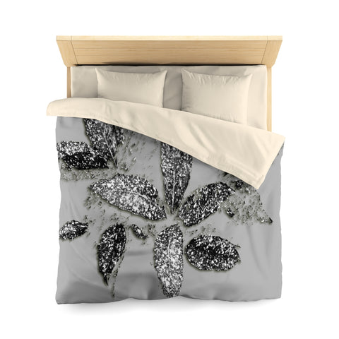 Hundreds & Thousands Scattered Microfiber Duvet Cover