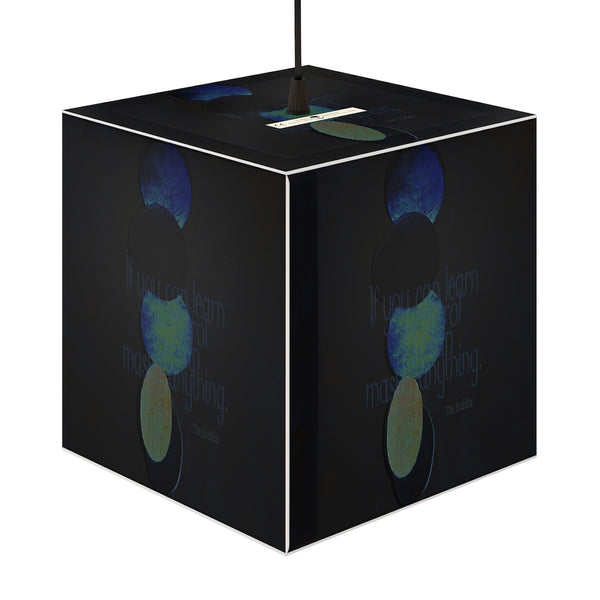 Blues Night Cube Lamp