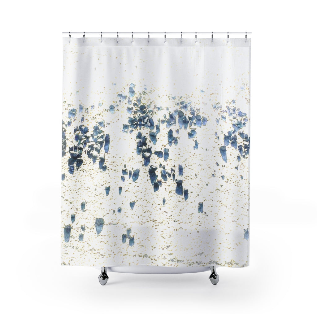 Rolling Stones Collection Shower Curtains