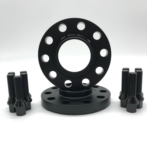 Fxx Chassis Wheel Spacers - Pair w/ Extended Lug Bolts - Clearance