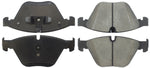 StopTech Performance Brake Pads - Front: E Chassis 325, 328, X1