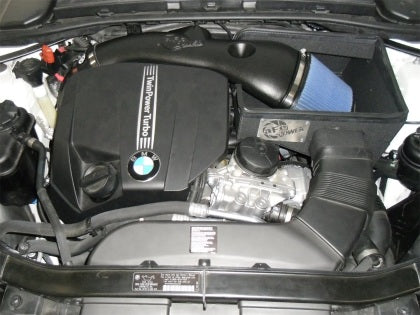 E Chassis N55 aFe Intake: Magnum FORCE Stage-2 Cold Air Intake System
