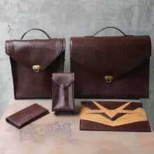 Load image into Gallery viewer, Convertible Maroon Faux Leather Mini Bag