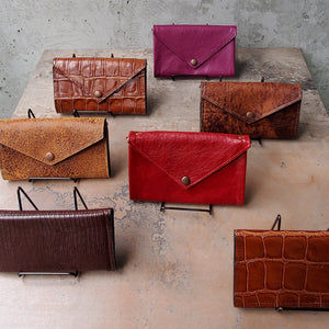 Convertible Leather Wallets