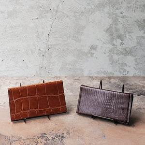 Faux and Real Leather Wallets