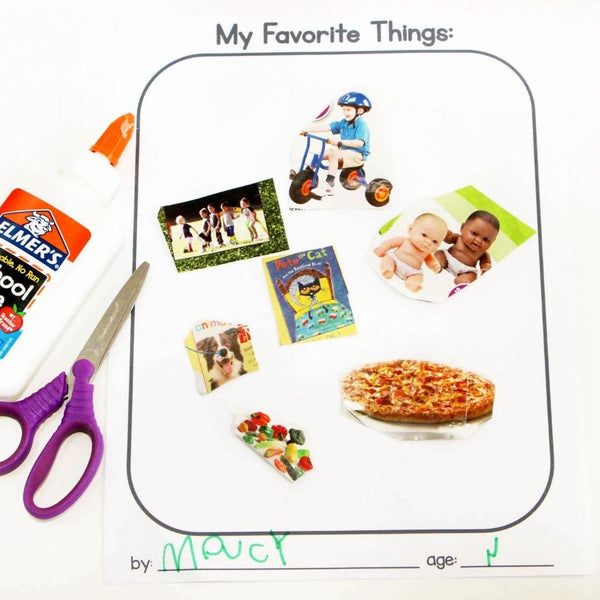 All About Me Preschool Lesson Plans