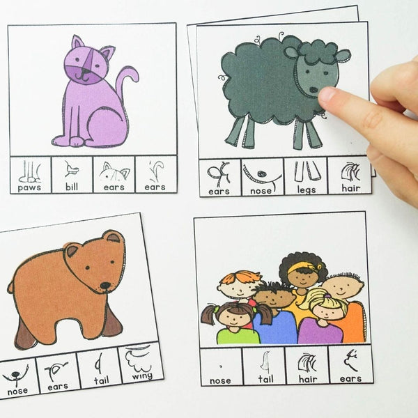 Animals Preschool Lesson Plans