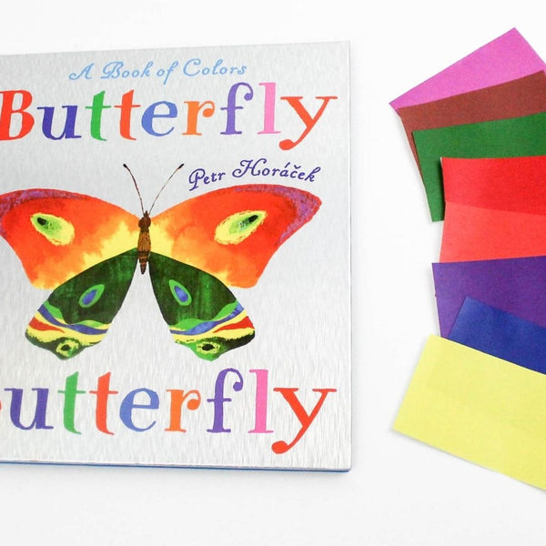 Bugs and Butterflies Preschool Lesson Plans