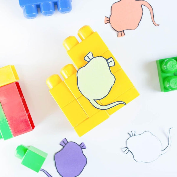 Color Preschool Lesson Plans