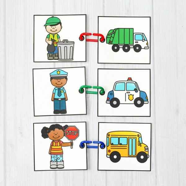 Community Helpers Preschool Lesson Plans