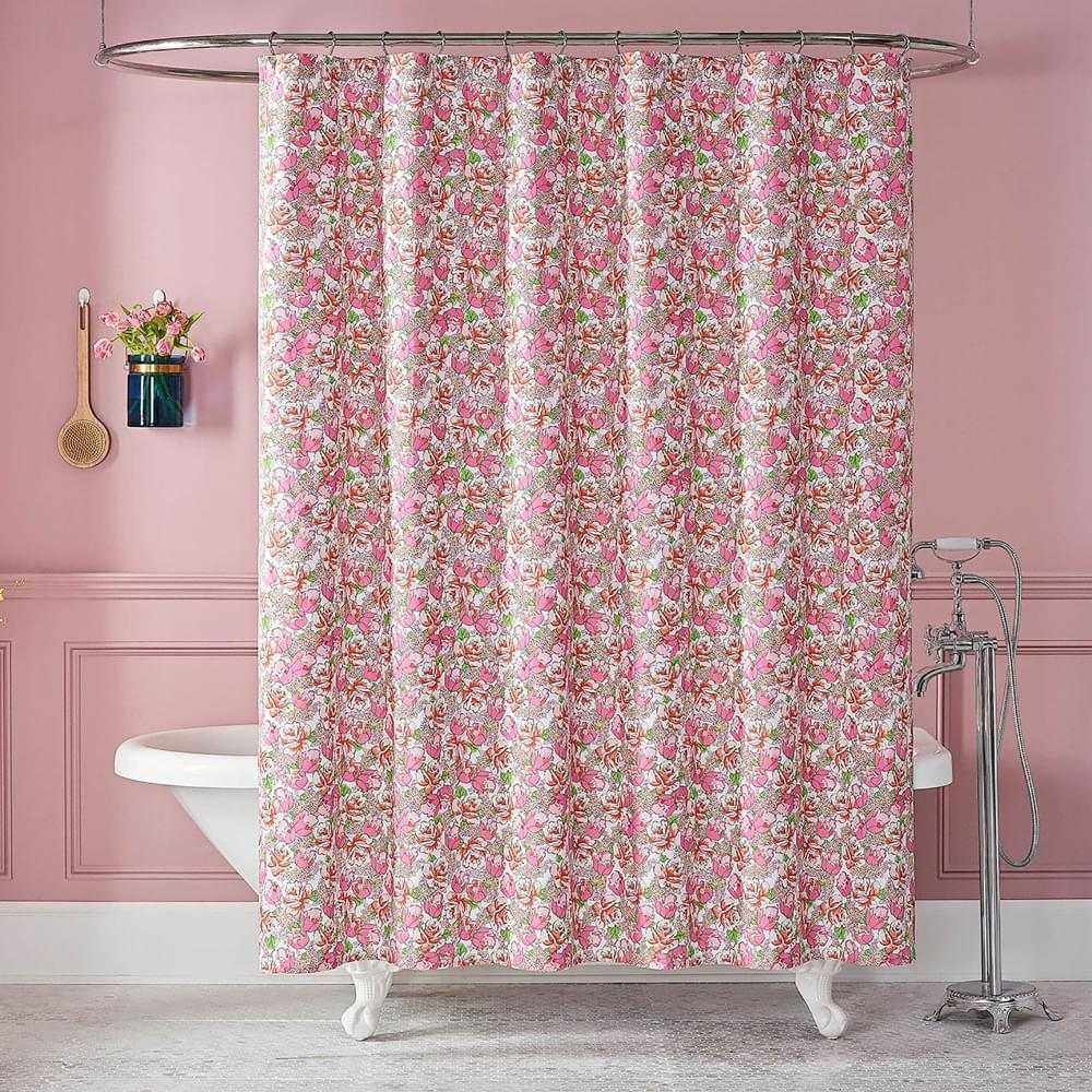 The Lady Pepperell Chloe Shower Curtain