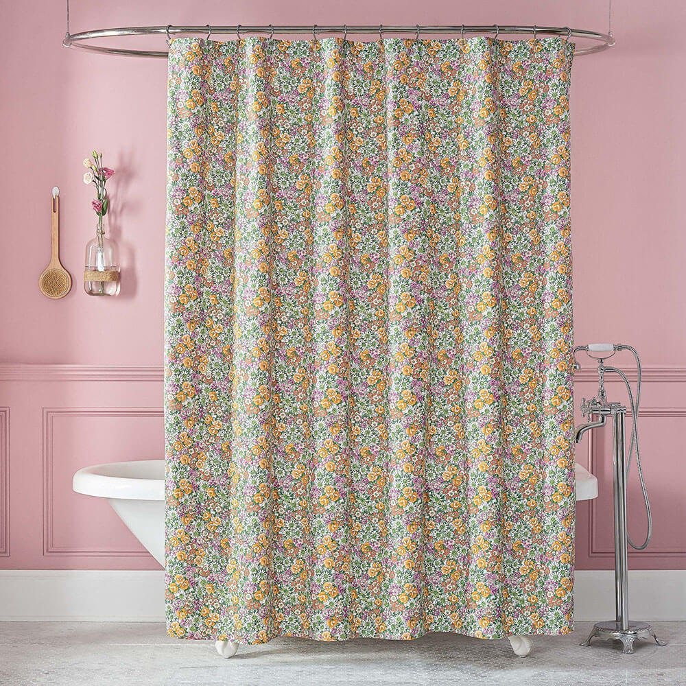 The Lady Pepperell Cristina Shower Curtain