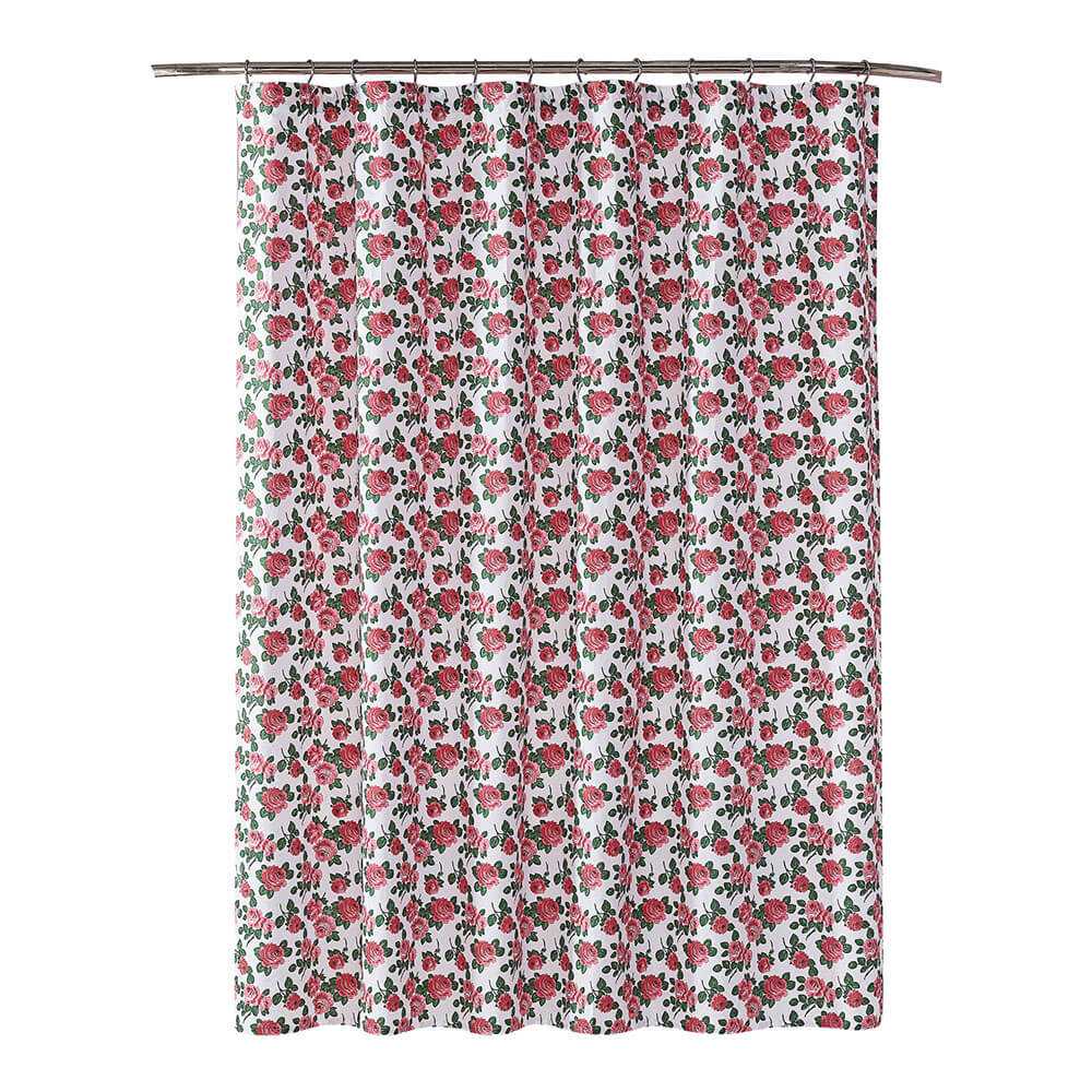 The Lady Pepperell Genevieve Shower Curtain