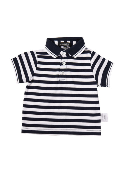 SALE Sail Along Boy Polo Tee