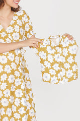 Josie Boy Floral Shirt Matching Sets Jump Eat Cry