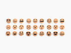 Enstories Emoji Blocks  by Jump Eat Cry - Maternity and nursing wear