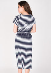 Sail Along Nursing Dress Nursing Wear Mothercot