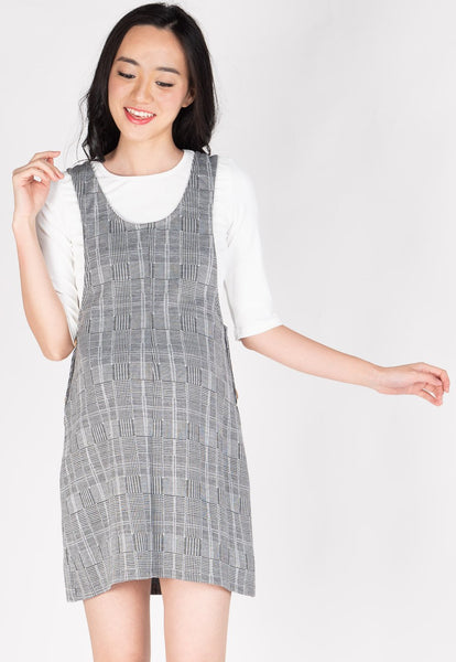 Happy Trails Nursing Two Piece Pinafore