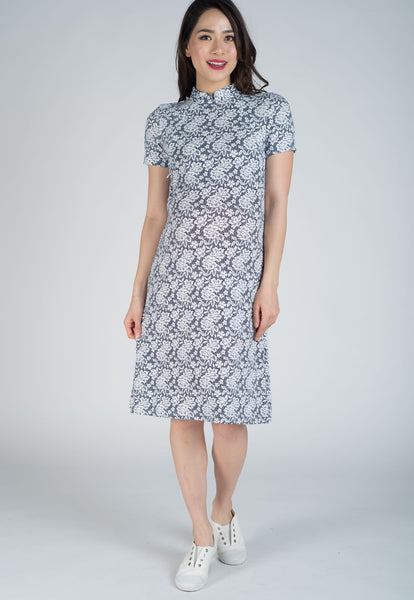 SALE Rynna floral Nursing Dress