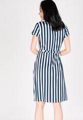 Be the Exception Nursing Dress  by Jump Eat Cry - Maternity and nursing wear