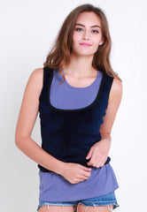 JumpEatCry SALE Outer Vest  - Maternity and nursing wear