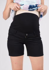 Dress Down Maternity Shorts  by Jump Eat Cry - Maternity and nursing wear