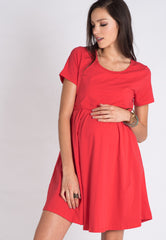 Mothercot Rose Sydney Nursing Dress  - Maternity and nursing wear