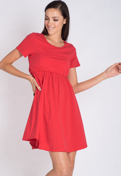 Rose Sydney Nursing Dress
