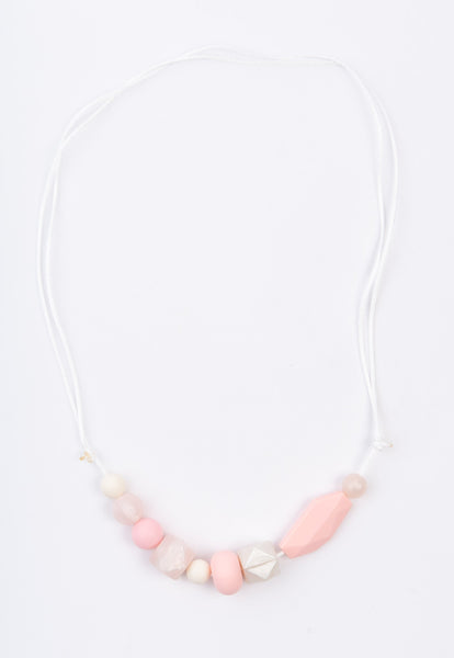 JEC Exclusive Necklace - Pink Theme