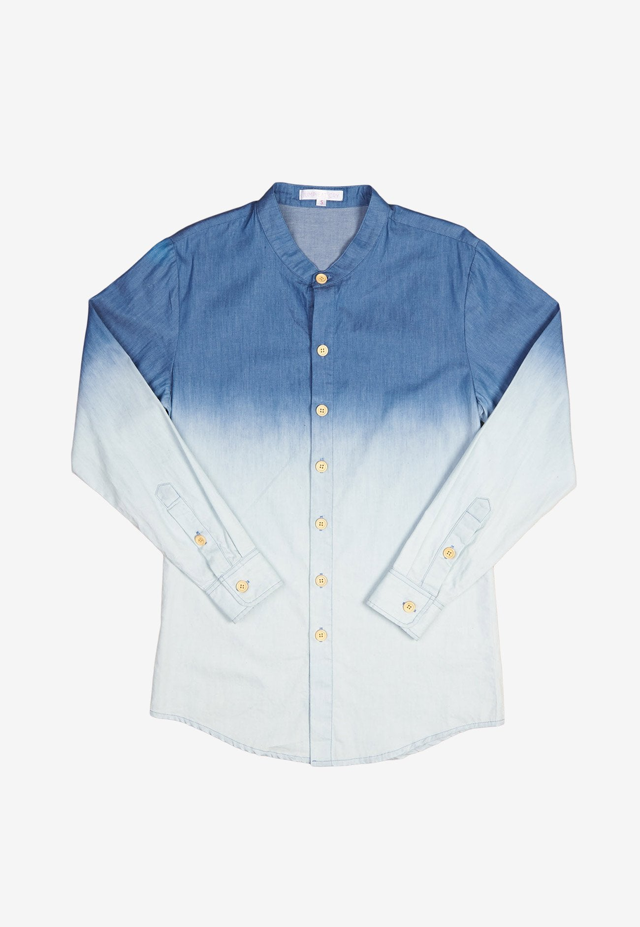 Micah Ombre Men Shirt Matching Sets Jump Eat Cry