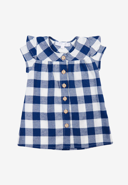 Elliott Plaids Girl Dress