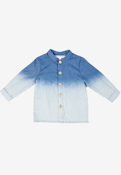 Micah Ombre Boy Shirt