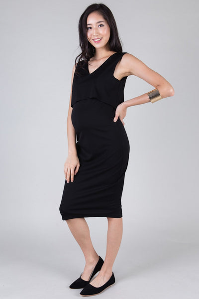 Bailey Bodycon Nursing Dress
