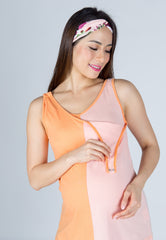 SALE Ella Colour Block Nursing Top  by Jump Eat Cry - Maternity and nursing wear