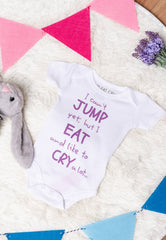 JEC Romper  by Jump Eat Cry - Maternity and nursing wear