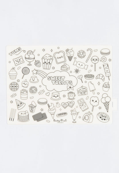 Busy Mat Travel Placemat - Sweet Treats